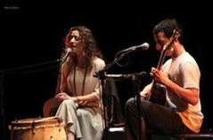 Luna Monti et Juan Quintero
